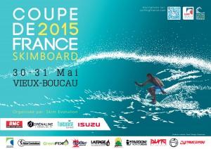 Informations et programme sur la 2ème étape de la Coupe de France 2015
