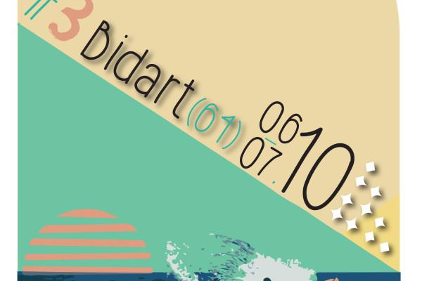 Affiche Coupe de France de skimboard Bidart